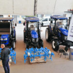 Conagromas представил три модели тракторов Lovol на Moldagrotech-2019