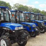 К сезону  Conagromas представляет широкий ассортимент тракторов Lovol