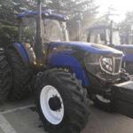 Lovol lansează primul său tractor de 220 CP
