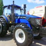 Lovol prezintă nou său tractor cu o putere de 200 CP
