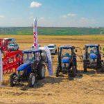 Lovol показал три трактора-бестселлера на Tehagrofest